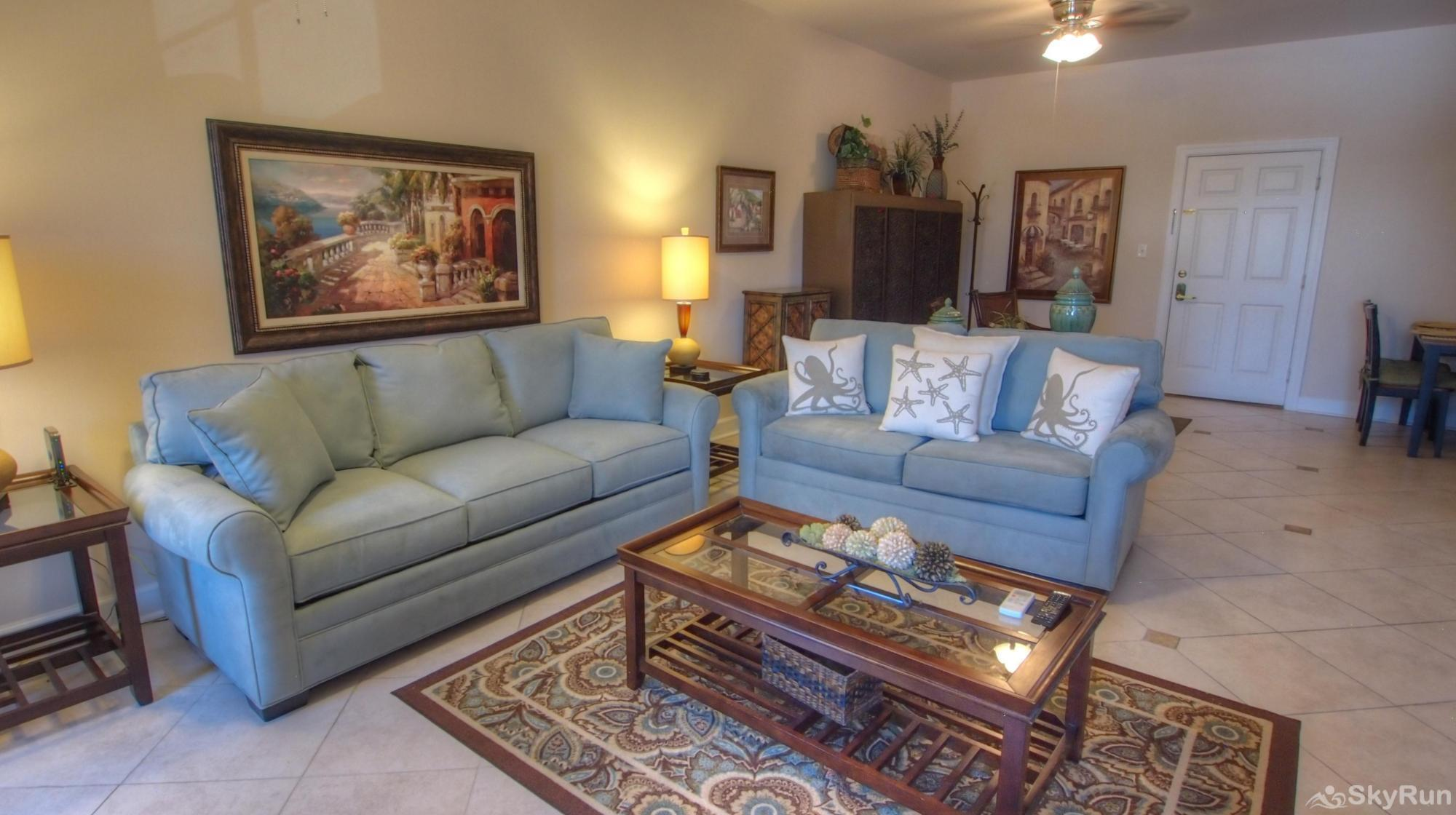 Plaza del Sol Living Room